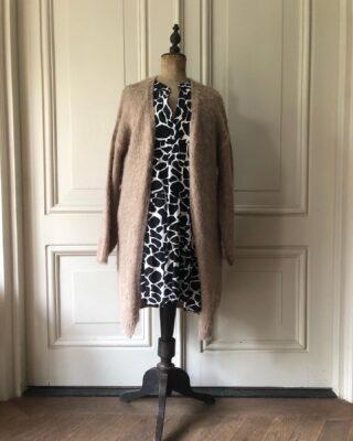 Outfit inspratie 🤩 Combineer een jurkje met een lang vest. Dit zorgt ervoor dat je een mooi esthetisch geheel creëert. Daarnaast houdt het je natuurlijk ook lekker warm, en dat is ook mooi meegenomen. • • • #orbelle #oorbellenwebshop #sieradenwebshop #fashionlifestyle #fashion #lifestyle #accessoires #onlineshoppen #offlineshoppen #jewellerytrends #fashiontrends #satinjewellery #fashionista #fashionmusthave #vest #langvest #ootd #outfitinspiratie #najaarscollectie #uniekejurk #jurkmetprint #stijlvollefashion #fashionitems